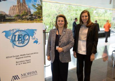 Ana Morera y Karina Azar