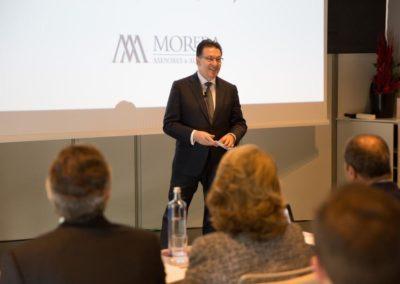 Antoni Massanell, Vicepresidente de CaixaBank