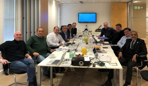 IECnet London