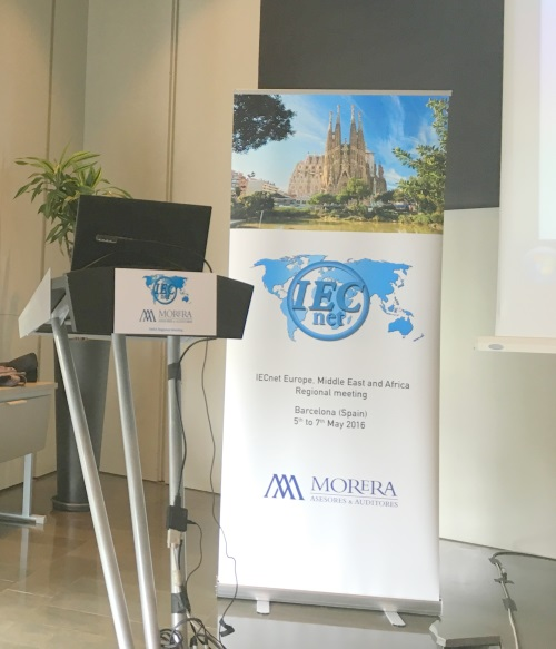 Congreso Internacional IECnet Barcelona 2016
