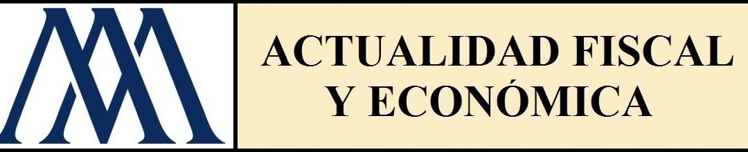 Revista Actualidad Fiscal y Económica