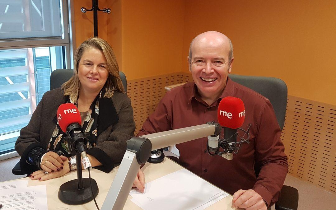 Entrevista a Ana Morera en Radio 4, Ecònomix