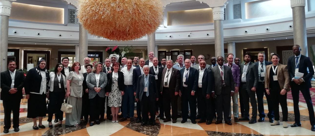 reunión anual de la Región EMEA ( Europa, Oriente Medio y África ) de IECnet