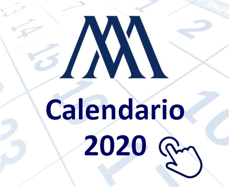 Calendario del Contribuyente. Octubre 2020
