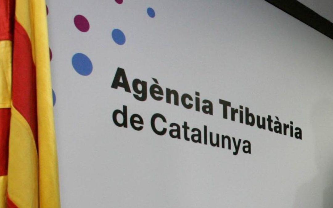 Agència Tributaria Catalana. Nou calendari tributari
