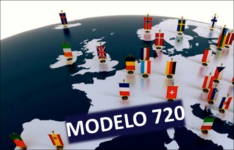 Declaración informativa de bienes y derechos en el extranjero: Modelo 720