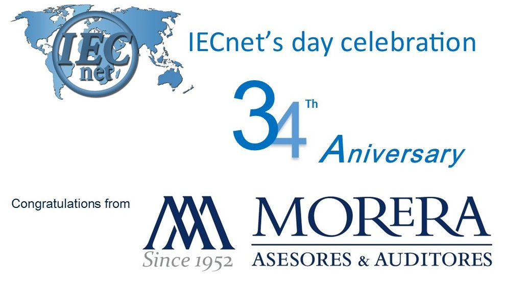 34th anniversary of IECnet